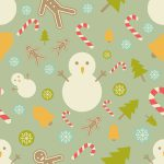 Online julekort med snemand