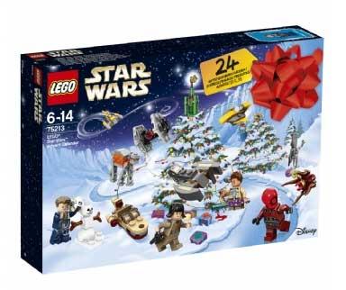 LEGO Star Wars Julekalender