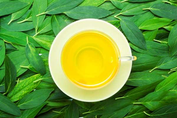 En varm kop te