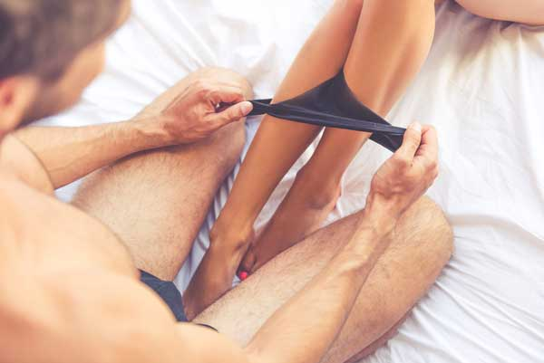 par skal have sex